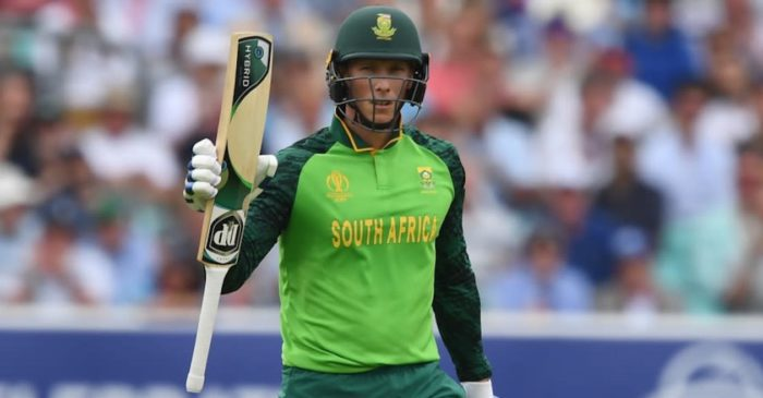 IPL 2021: Proteas star Rassie van der Dussen lined up as Rajasthan Royals replacement
