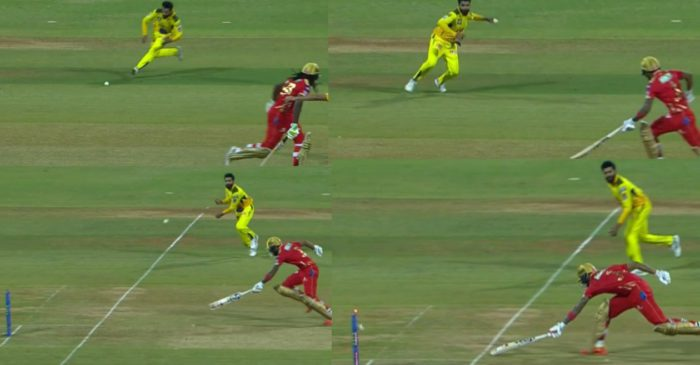 IPL 2021, PBKS vs CSK: Ravindra Jadeja runs out KL Rahul with a remarkable bullet throw – WATCH