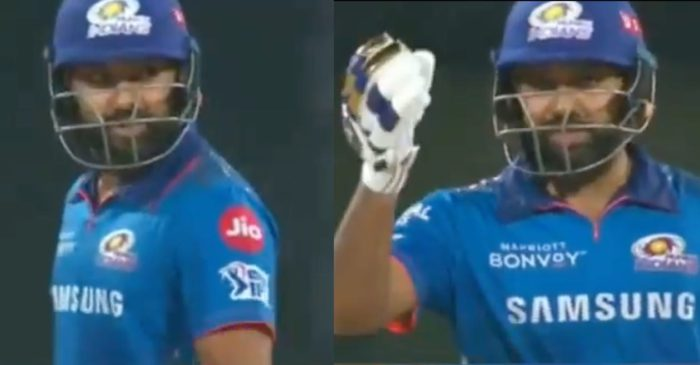 IPL 2021: PBKS vs MI – Rohit Sharma shows dissent at umpire's decision after being wrongly given out
