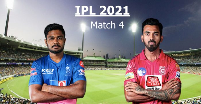 IPL 2021: RR vs PBKS, Match 4: Pitch Report, Probable XIs and Match prediction