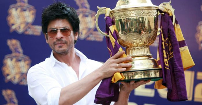 IPL 2021: Shah Rukh Khan's witty response to a fan asking if KKR will claim the trophy wins the internet