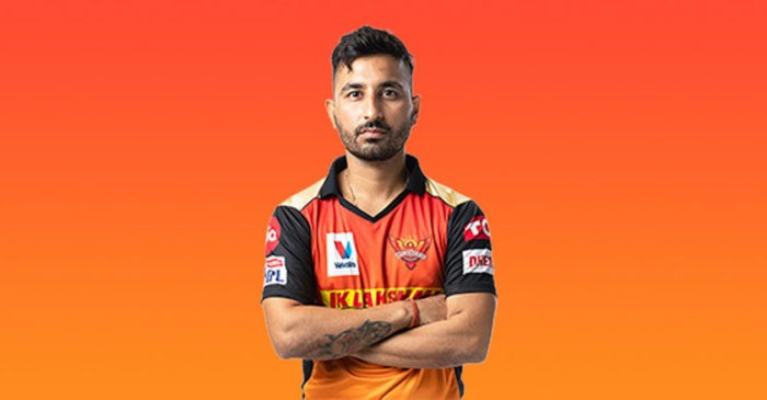 Sunrisers Hyderabad's Shreevats Goswami donates INR 90,000 for oxygen supplies