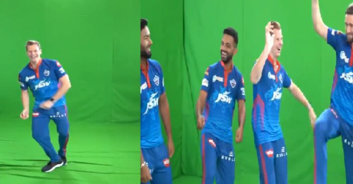 IPL 2021: WATCH – Steve Smith exhibits his hilarious dance moves with Delhi Capitals' teammates