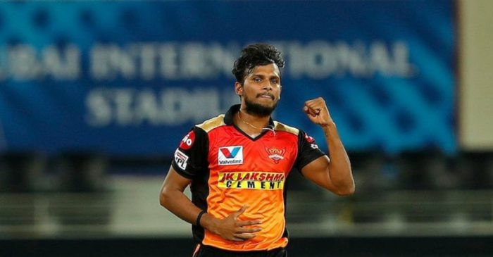 IPL 2021: SRH pacer T Natarajan undergoes successful knee surgery, shares a thanks giving message