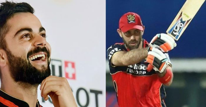 IPL 2021: Glenn Maxwell reveals how Virat Kohli reacted after Adam Zampa handed over the RCB cap to him
