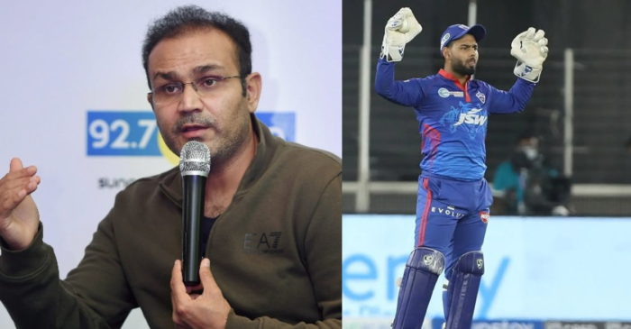 IPL 2021: Virender Sehwag rates Rishabh Pant's captaincy after RCB trump DC by 1 run in Ahmedabad