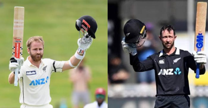 New Zealand Cricket Awards 2021: Kane Williamson, Devon Conway sweep top honours