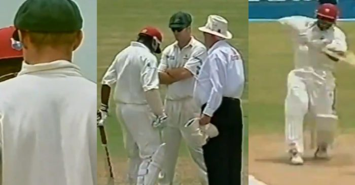 WATCH: When Brian Lara gave a befitting reply to Steve Waugh's sledge with the bat