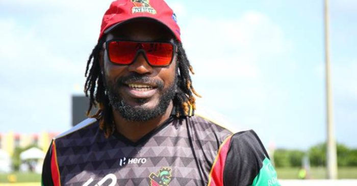Chris Gayle returns to CPL; will play for St Kitts and Nevis Patriots for the 2021 season