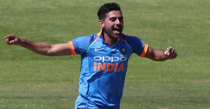 Deepak Chahar opines on who should captain the Indian team in Sri Lanka and why