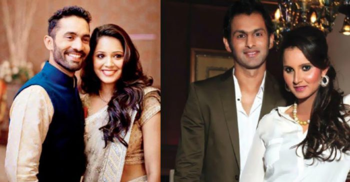 8 International cricketers who married athletes