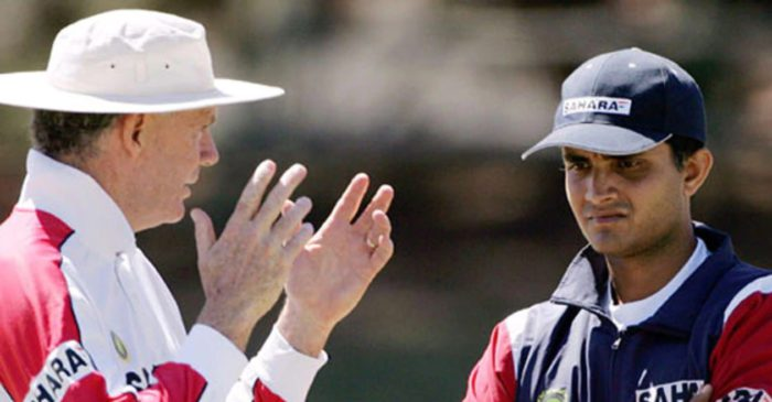 """""""He didn't want to improve his cricket…"""" Greg Chappell's bawling revelation about Sourav Ganguly"""