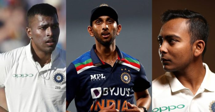 Hardik Pandya, Prithvi Shaw and Prasidh Krishna likely to be considered for WTC final against New Zealand