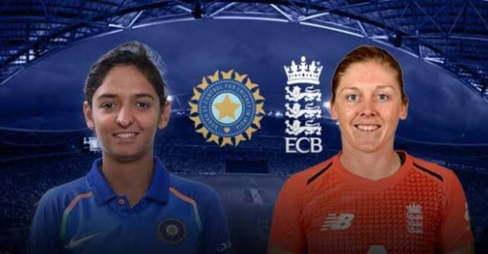 Complete Schedule for India Women's tour of England 2021
