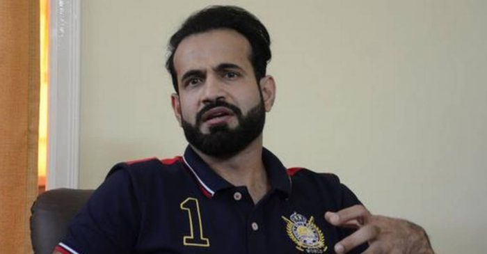 Irfan Pathan responds to allegations after his wife posts a blurred picture on Instagram
