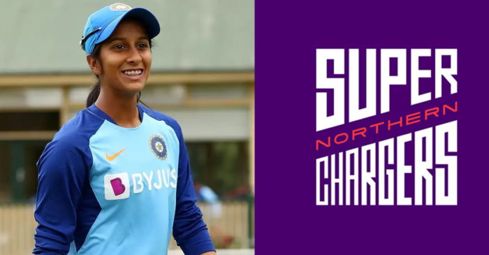 Jemimah Rodrigues to represent Northern Superchargers in The Hundred