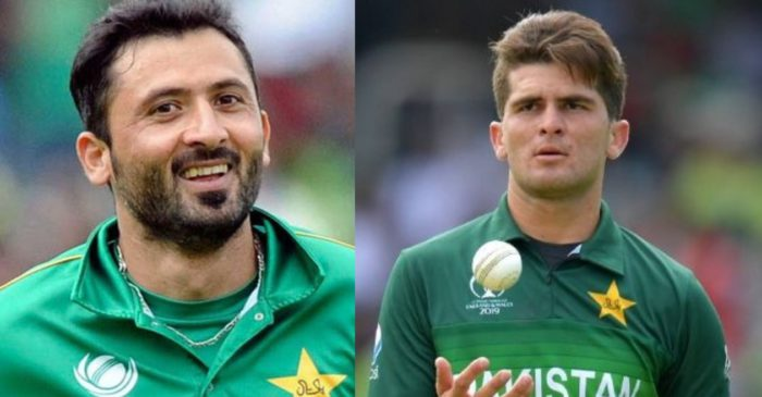 Pakistan pacer Junaid Khan discloses the reason behind his compatriot Shaheen Afridi's hectic schedule