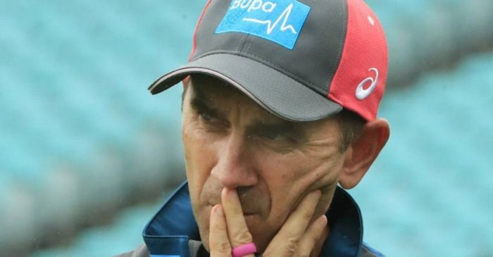 Justin Langer given strong feedbacks about his coaching system