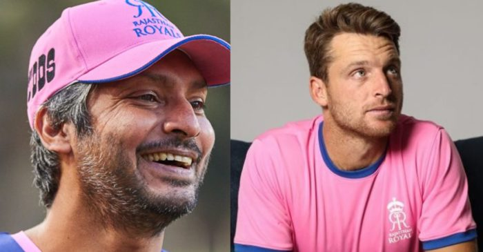 IPL 2021: Jos Buttler discloses Kumar Sangakkara's advice that helped him pile runs against SRH