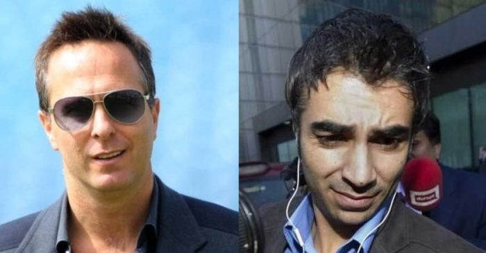 'When he was match-fixing…': Michael Vaughan slams Salman Butt for his dig at him