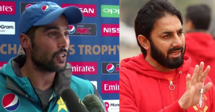 'Cannot ask for removal of coaches': Saeed Ajmal takes a dig at Mohammad Amir over retirement fiasco