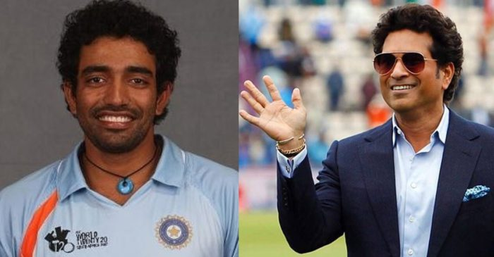 Robin Uthappa reveals Sachin Tendulkar's statement that fell into place with time