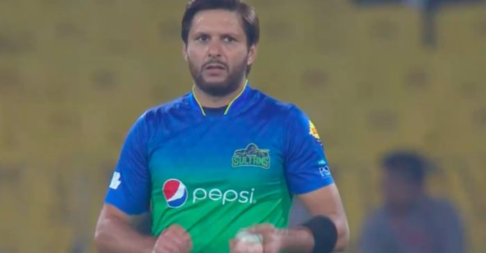 PSL 2021: Shahid Afridi ruled out of the tournament; replacement announced