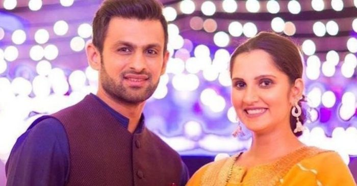 Sania Mirza shares candid pictures with husband Shoaib Malik; wishes her fans on Eid