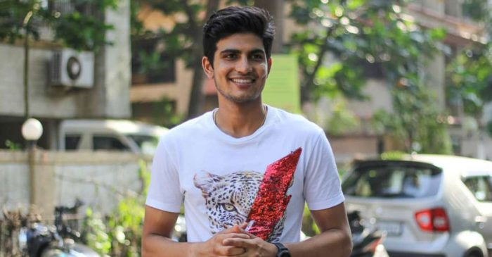 Indian youngster Shubman Gill reveals his relationship status
