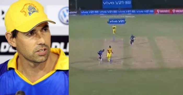 IPL 2021: CSK coach Stephen Fleming reveals the reason behind MS Dhoni's peculiar field placement against MI