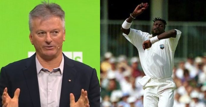 Steve Waugh compares England pacer to Sir Curtly Ambrose