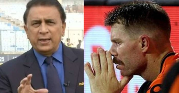 IPL 2021: Sunil Gavaskar lashes out at SRH's decision to drop David Warner from the playing XI