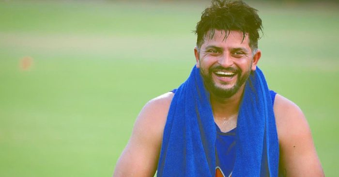 """""""Pure bliss"""" – Fans react as Suresh Raina shares 'Positive Vibes' with a smiling pic"""