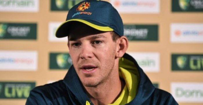 Tim Paine names the player who could be best suited to lead Australia
