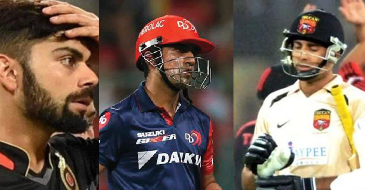 IPL: Teams that were at the bottom of the points table in each edition