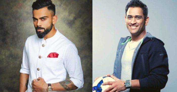Five richest cricketers in 2021