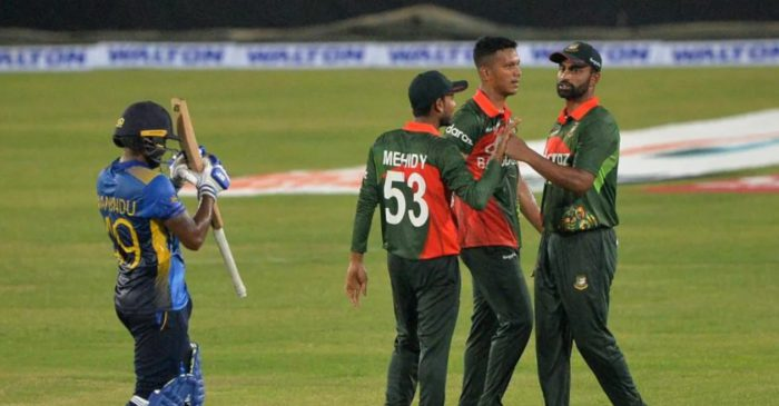 Twitter reactions: Bangladesh upend Sri Lanka in 2nd ODI to take an inaccessible lead