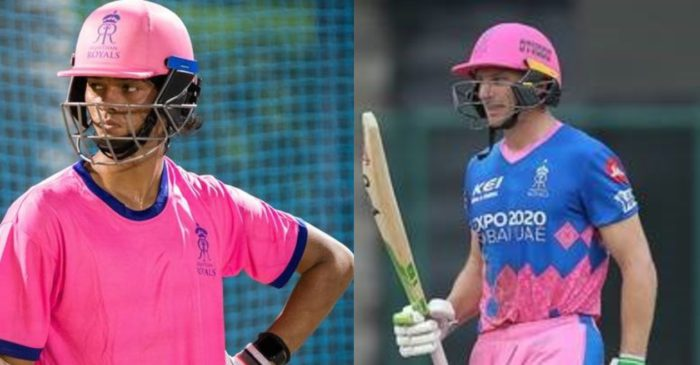 IPL 2021: Jos Buttler overwhelms Yashavi Jaiswal with a special gift