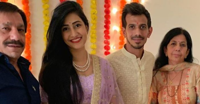 Yuzvendra Chahal's parents tests positive for COVID-19; father in critical condition