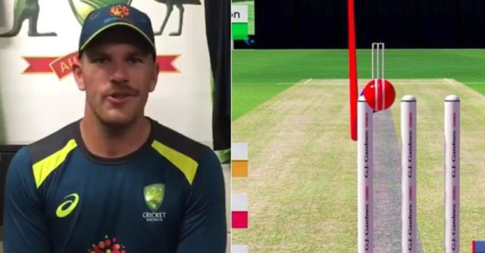 Aaron Finch questions allotment of three reviews with neutral umpires officiating the WTC final