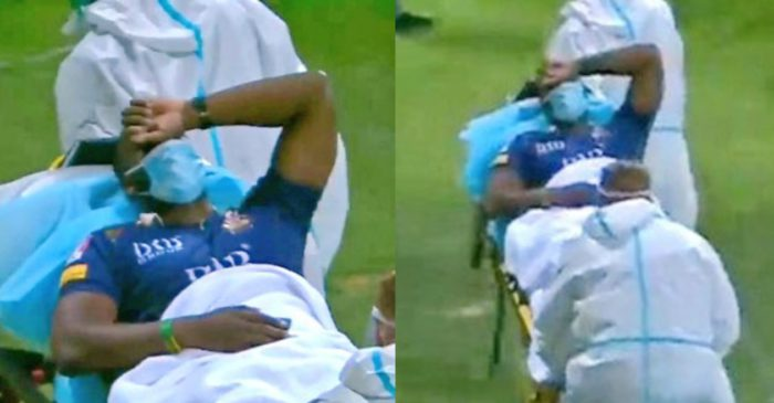 PSL 2021: Quetta Gladiators' Andre Russell concussed during a game against Islamabad United