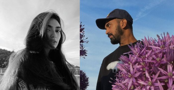 Athiya Shetty uploads a gorgeous picture; fans speculate her to be with KL Rahul in England