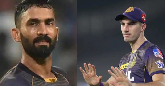 Dinesh Karthik expresses his concerns regarding the availability of Pat Cummins for the remainder of IPL 2021