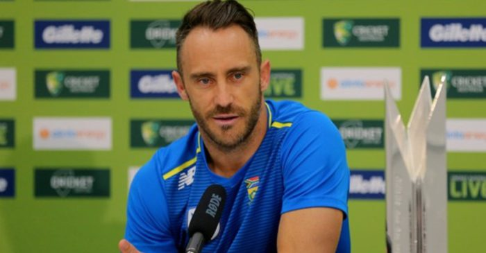 Faf du Plessis picks his two favourite teams for the T20 World Cup 2021