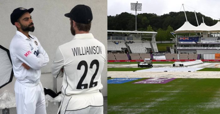 Fans slam ICC after rain washes out the first session of WTC final between India and New Zealand