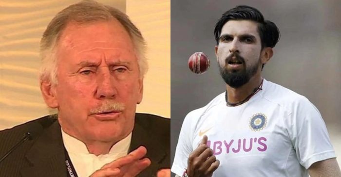 Ian Chappell names three Indians in his five best Test bowlers among the current lot of cricketers