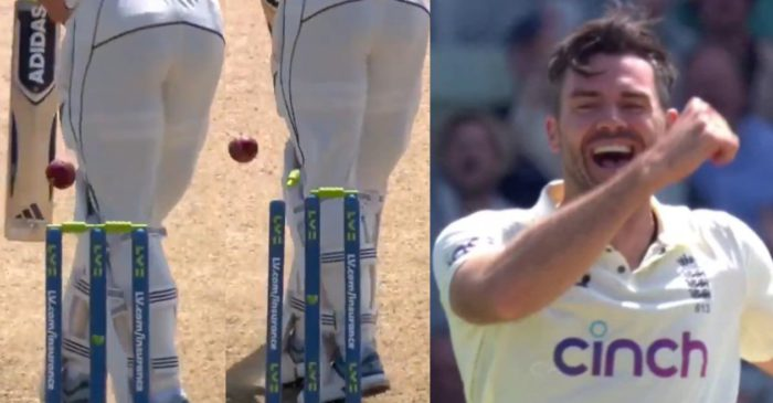 ENG vs NZ: WATCH – James Anderson cleans up Neil Wagner in Edgbaston Test to pick his 617th wicket