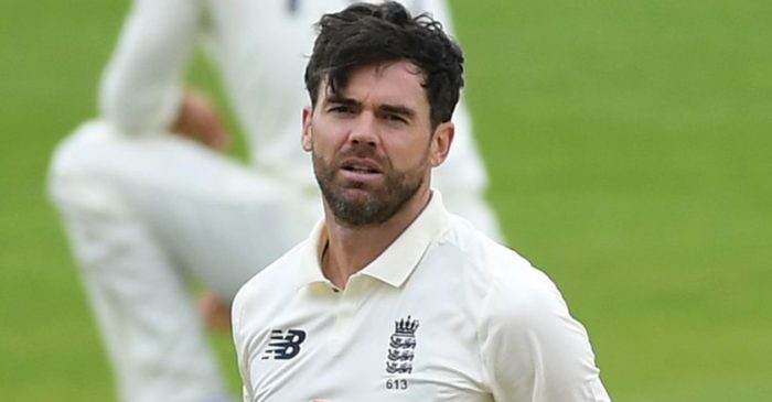 James Anderson deletes controversial tweet calling his teammate a 'lesbian' after Ollie Robinson axe