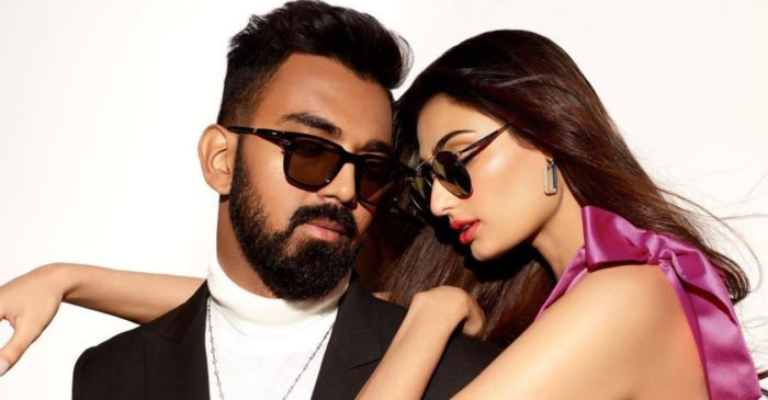 KL Rahul shares a picture with his girlfriend Athiya Shetty; Hardik Pandya and others react