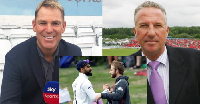 From Shane Warne to Ian Botham: Cricket legends opine on who will win the WTC final between India and New Zealand